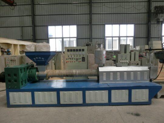 Waster Plastic granulation extruder