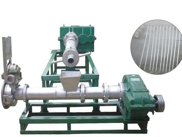 plastic granulatormachine