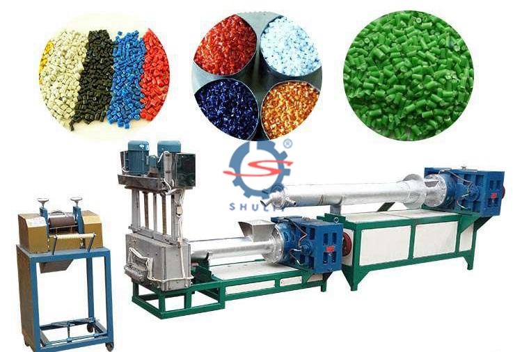 플라스틱 재활용 기계 - 플라스틱 재활용 장비 제조 업체