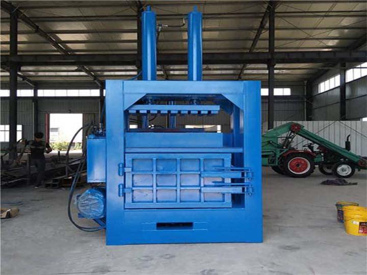 hydraulic-baler-machine-for-waste-metal
