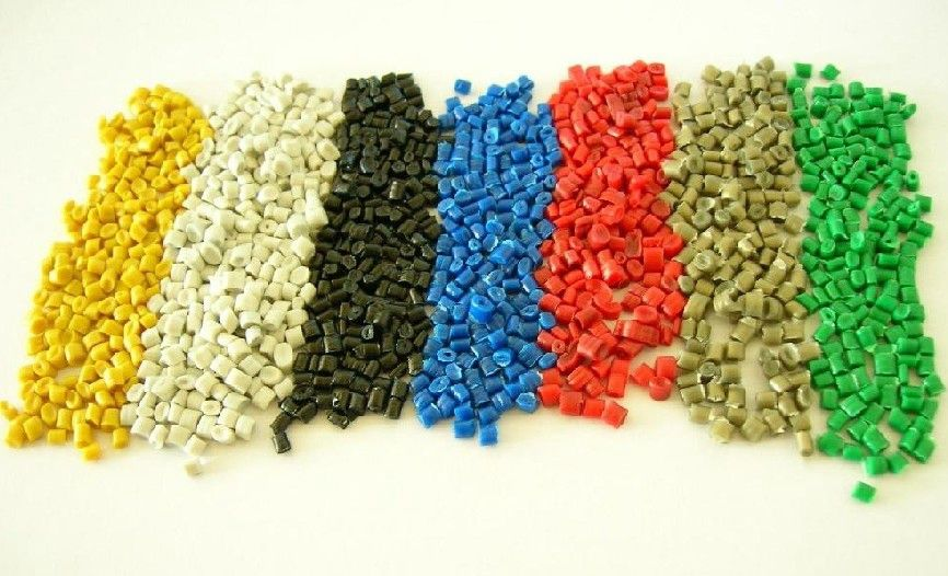 plastic pellets made by plastic granulator