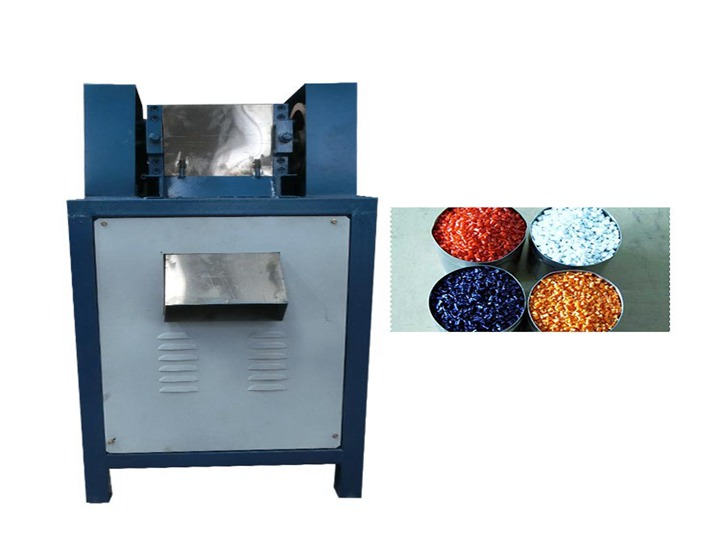 pellet cutting machine