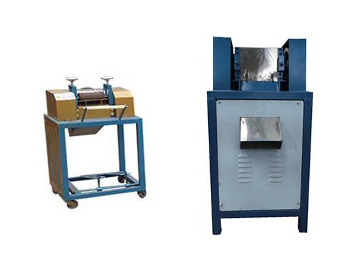 plastic pellet cutting machine