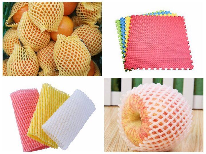 Fruit protection net set